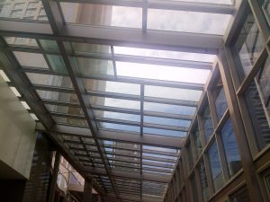 Retractable Skylight