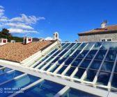 açılır çatı